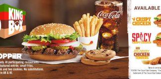 Burger King $6 King Box