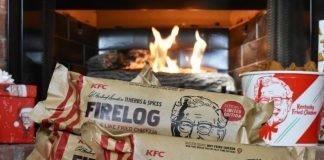 KFC Fire Logs