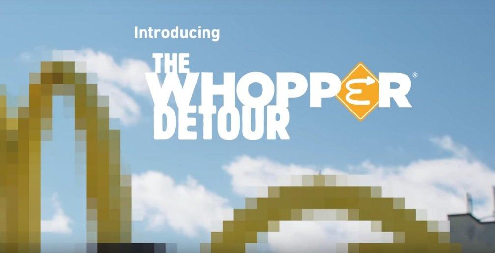 The Whopper Detour