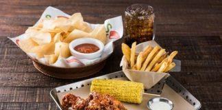 Chili's 3 for 10 bucks menu