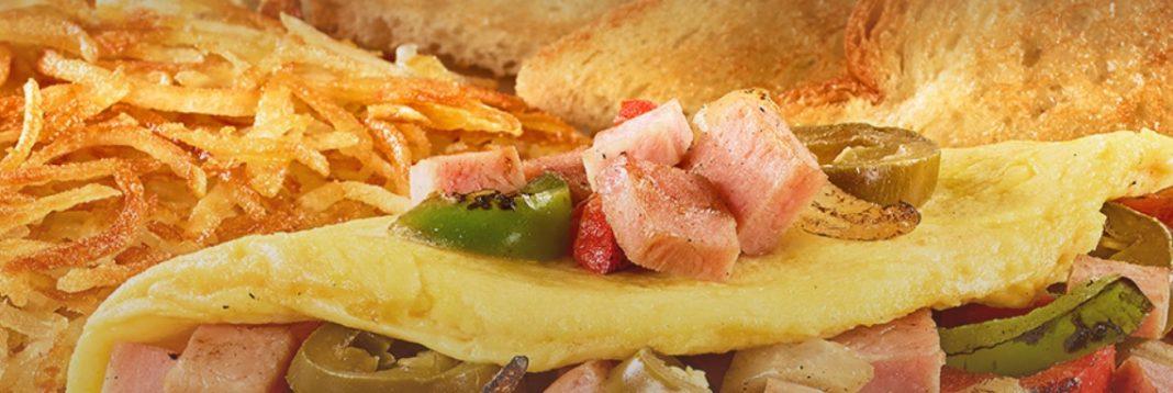 Denny's New Breakfast Omelettes