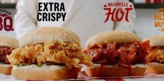 KFC 2 for $3 Chicken Littles Offer
