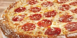 Little Caesars Pretzel Crust Pizza