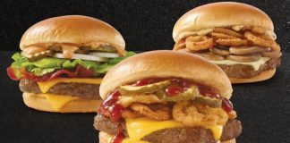 Wendy's new made to crave menu