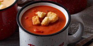 Bob Evans Family Size Soup to Go Tomato Basil