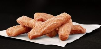 McDonald's new Donut Sticks breakfast