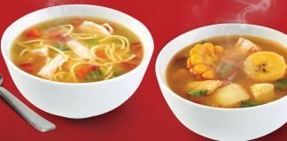 Pollo Tropical new Chicken Noodle Soup