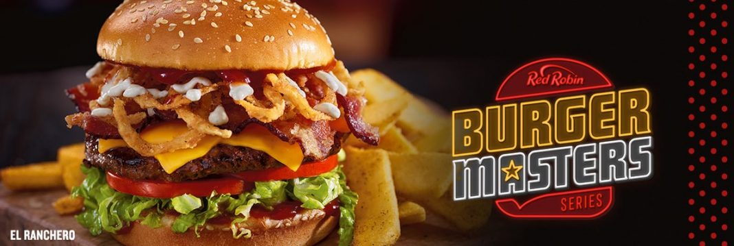 Red Robin El Ranchero from Burger Masters Series
