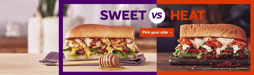 Spicy Buffalo Chicken and Sweet & Smoky