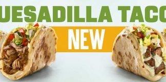 Taco John's new Quesadilla Tacos