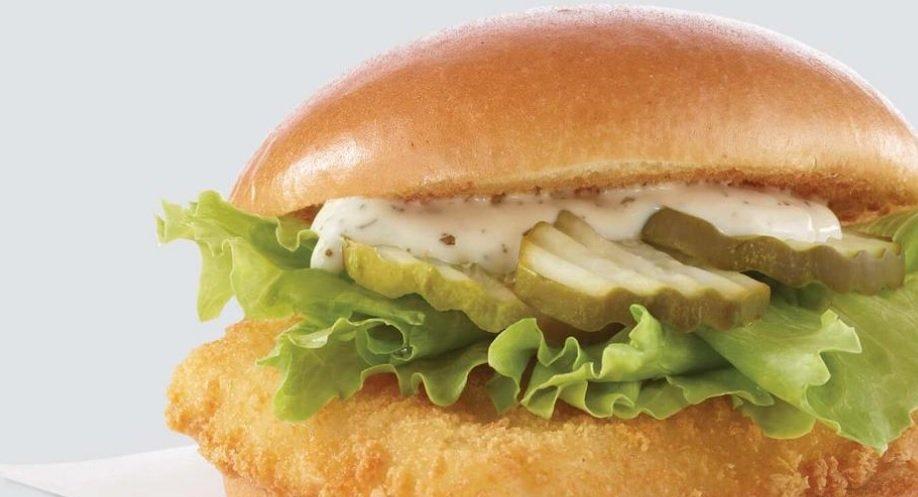 Wendy's North Pacific Cod Sandwich returns