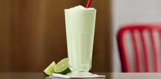 Chick-fil-A new Frosted Key Lime
