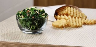 Chick-fil-A new Kale Crunch Side