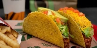 Del Taco adding Beyond Meat Tacos nationwide
