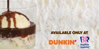 Dunkin' and Baskin-Robbins new Affogato