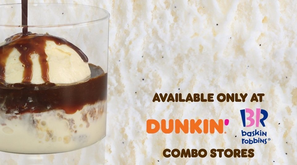 Dunkin' and Baskin-Robbins new Affogato
