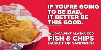 Freddy's Fish and Chips and Fish Sandwich 2019