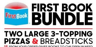 Pizza Hut First Book Bundle deal hero