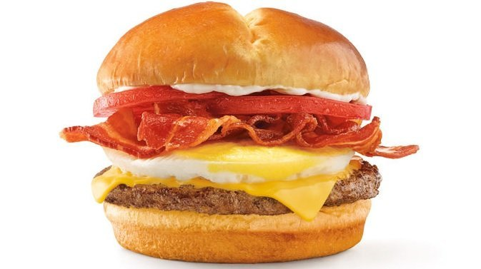 Sonic Drive-In new Brunch Burger