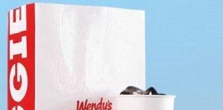 Wendy's new Biggie Bag
