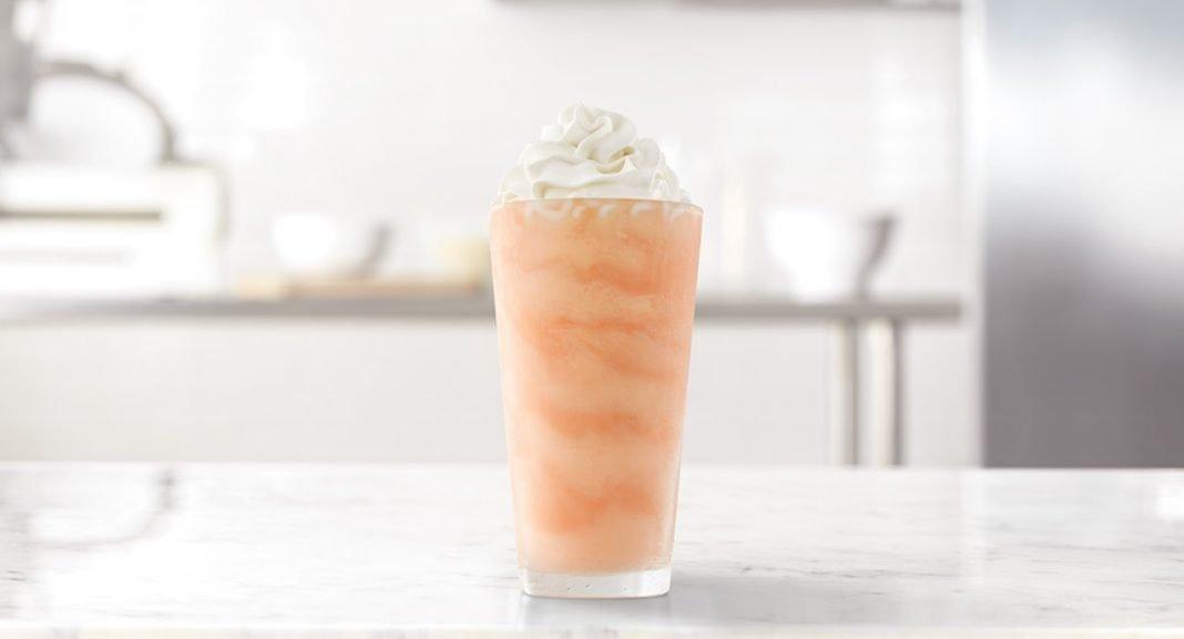 Arby's Orange Milkshake returns hero
