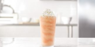 Arby's Orange Milkshake returns hero