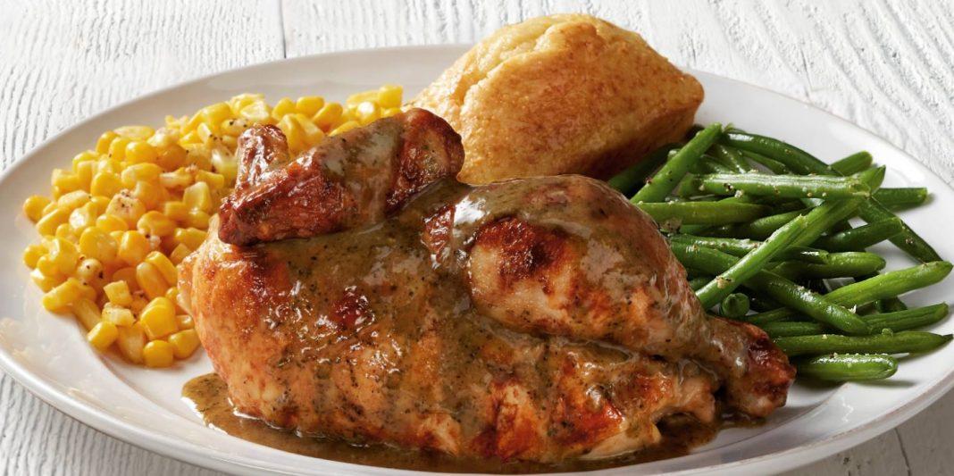 Boston Market new Honey Balsamic Basil Rotisserie Chicken