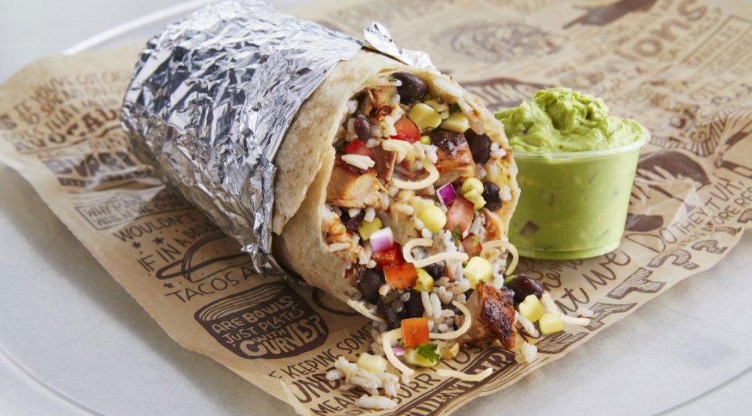 Chipotle new Dobrik Burrito