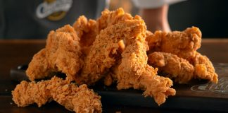 Church's Chicken new Spicy Tenders