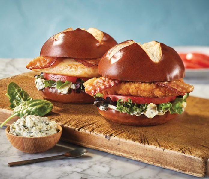 Culver's debuts new Spinach Artichoke Chicken BLT Sandwich