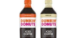 Dunkin' new Multi-Serve Iced Coffee