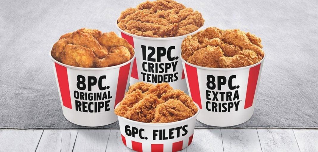 KFC's $20 fill up deal hero