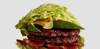 MOOYAH new The Paleo burger from Lifestyle menu