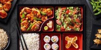 Pei Wei Bento Box