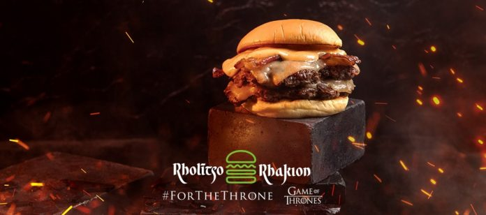 Shake Shack new Dracarys Burger