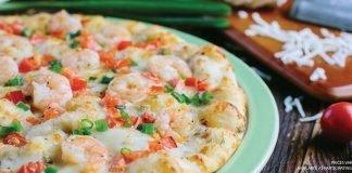 Shakey's Garlic Shrimp Pizza deal image