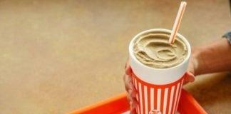 Whataburger new Dr. Pepper Shake
