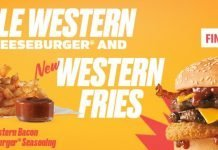 Carl's Jr. new Western Fries
