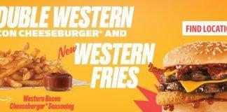 Carl's Jr. new Western Fries