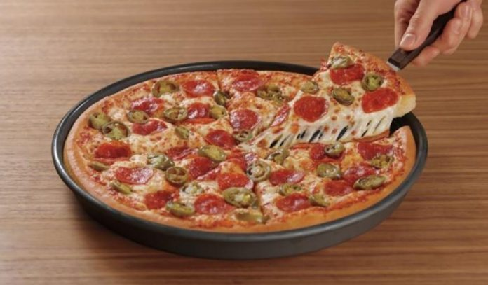 Pizza Hut's updated Original Pan Pizza