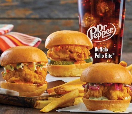 Pollo Tropical new Pollo Bites Sliders menu