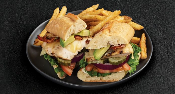 TGI Fridays Adds Bacon Ranch Chicken Sandwich
