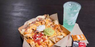 Taco Bell new $5 Grande Nachos Box