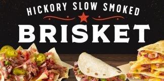 Taco Bueno new Hickory Slow Smoked Brisket menu items