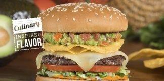 The Habit Guacamole Crunch Charburger hero