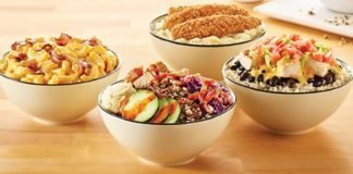 Wawa Mediterranean Bowl with Quinoa