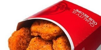 Wendy's bringing back Spicy Chicken Nuggets