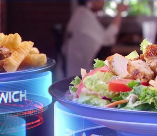 Zaxby's Cajun Club Sandwich and Blackened Blue Zalad