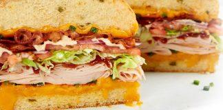 new Smokecheesy sandwiches at Schlotzsky's