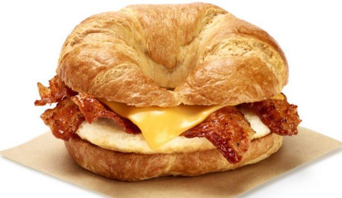 Dunkin' new Sweet BBQ Bacon Breakfast Sandwich